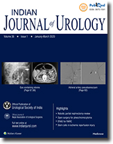 Indian Journal of Urology